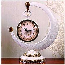 Horloge Table Vintage Horloge de bureau/créatif,