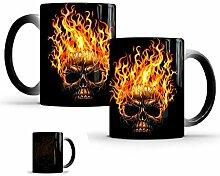 Hosoncovy Tasse à café en céramique - Motif