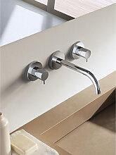 Hotbath Laddy Robinet de lavabo chromé L045CR