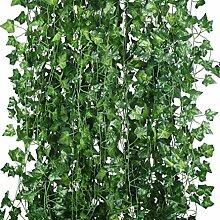 Houda Lot de 12plantes artificielles à