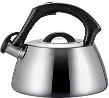 Household products - Bouilloire sifflante en acier