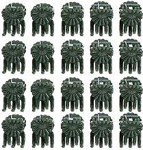 Housoutil 100Pcs Vert Doux Jardinage Plante Fleur