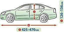 Housse carrosserie berline L de 425 à 470 cm