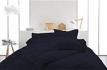 Housse de couette Bleu 140x200 111496 - C Design