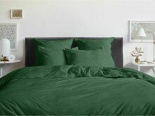 Housse de couette Vert 260x240 858551 - Bâton