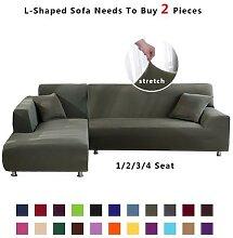 Housse de décoration pour canapé et fauteuil