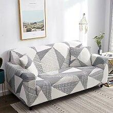 Housse extensible pour canapé et fauteuil,