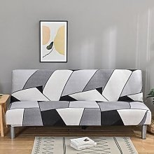 Housse extensible pour canapé et lit, sans