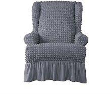 Housse extensible pour fauteuil inclinable, à