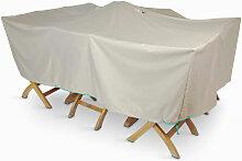 Housse table de jardin 200 x 130 cm Standard -