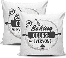 Housses de Coussin, Cours de pâtisserie pour Tous