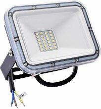 HPDOM 20W/30W/50W Projecteur LED,Eclairage