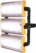 HPDOM 50W/100W/150W Projecteur LED,Eclairage