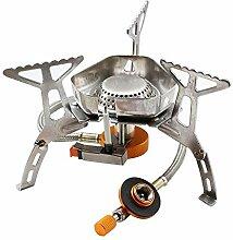 HSD Réchaud à gaz pliable de camping - 3500 W -