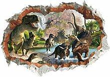 Hshing Dinosaure Peinture Décorative Analogique