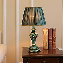 HtapsG Lampe de Table Lampe européenne Pastorale