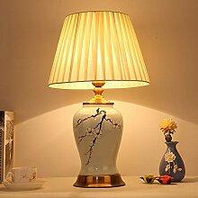 HtapsG Lampe de Table Lampe Moderne Chinois rétro