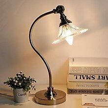 HtapsG Lampe de Table Lampe rétro personnalité