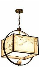 HTL Éclairage Décoratif $ Lampe Pendentif Oiseau