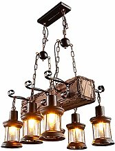 HTL Éclairage Décoratif Style Vintage En