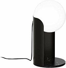 HTL Lampe de Table de Verre Lampe Simple Lampe de