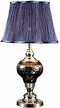 HTL Lampe de Table En Cristal, Lampe de Table de