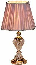HTL Lampe de Table En Verre Chambre À Coucher