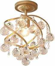 HTL Lumières Décoratives de Plafond Cristal