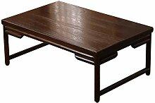 HTL Table Basse En Bois Massif, Surface Single