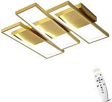 HTZ LJMYQL Plafonnier LED Plafonnier Dimmable
