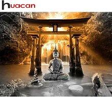 Huacan – peinture diamant 5D, mosaïque de