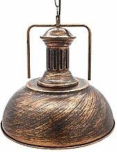 Huahan Haituo Éclairage industriel Antique métal