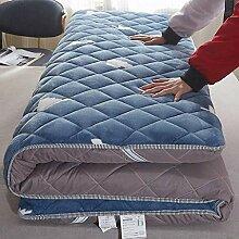 Huan Matelas futon Thicken futon Doux Sol Portable