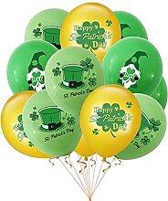 Huayong Ballon de festival irlandais Set Lucky