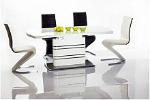 Hucoco - GUCCA - Table moderne avec plateau