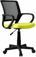 Hucoco - NOLIA   Chaise de bureau moderne pour