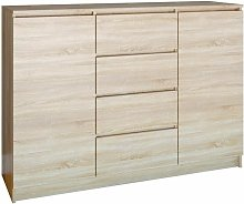 Hucoco - PARME | Commode style moderne