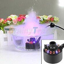 Humidificateur d'air coloré à 12 LED