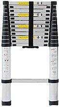 HUYP Multifonctionnel échelle télescopique en