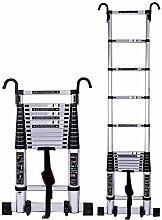 HUYP Multifonctionnelle échelle télescopique