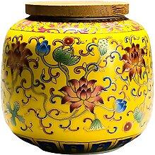 HVKLHNF Théière en céramique avec Couvercle en
