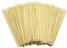 hysagtek 400en bois Bâtons de brochettes en