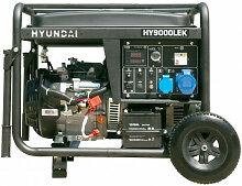 HYUNDAI Groupe Electrogène de chantier 6600W