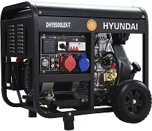HYUNDAI Groupe électrogène diesel 8 kVA