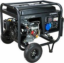 Hyundai Groupe électrogène essence 8.2KW