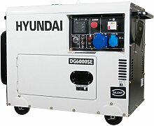 HYUNDAI Groupe Electrogène Insonorisé Diesel