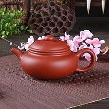 Hyy-yy Argile pourpre Teapot Bubble Teapot main