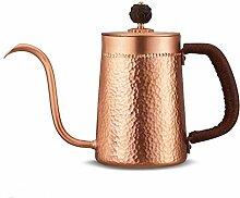 HYY-YY Fine-nez Coffee Pot Copper Pot fabriqué à