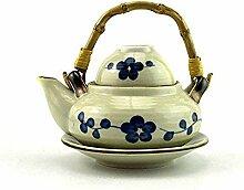 HYY-YY Service à thé en céramique porcelaine -