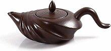 Hyy-yy Théière argile pourpre Chaozhou Teapot